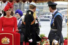 NRI sex offender on Queen Elizabeth's royal barge