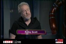 Ridley Scott gets candid about his next 'Prometheus'