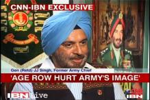 Age row hurt the Army's image: Former chief JJ Singh