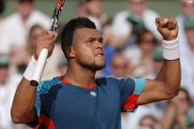 Tsonga beats Fognini to enter French Open Rd 4