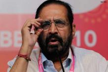 Pune: Kalmadi heckled by BJP, MNS protesters