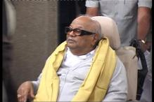 Posters on Karunanidhi's birthday reveal all