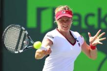 Kim Clijsters plays for last time at Wimbledon