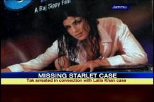 Missing Bollywood starlet case: One arrested in J&K