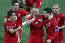 In pics, Euro 2012: Netherlands vs Portugal