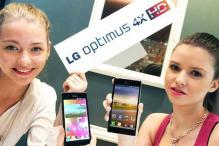 LG Optimus 4X HD to hit Indian markets by mid-July