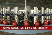 VIPs misuse LPG subsidy, 91 cylinders for Maya