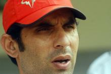 Misbah suspended from Galle Test