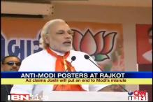 Congress will be wiped out in 2012 polls: Modi