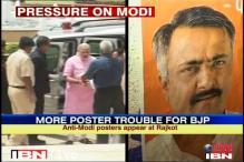 More anti-Modi, pro Sanjay Joshi posters surface