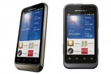 Motorola Defy XT, Defy Mini launched in India