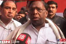 Pranab's victory foregone conclusion: Narayanasamy