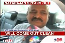 I respect Govt's decision: BEML chief VRS Natarajan