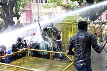 Kochi: SFI protest turns violent, 6 injured