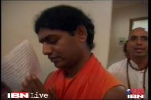 Nithyananda gets bail, to walk out of jail