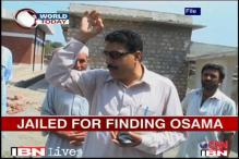 Osama case: Pak doctor refuses to eat prison meals
