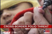 Cross-border polio spread a threat to India