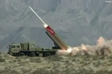 Pak test-fires 700 km range Hatf VII nuke missile