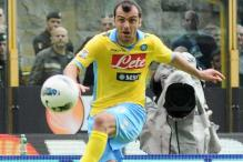Napoli sign Pandev from Inter Milan