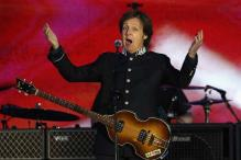 Music has healing powers: Paul McCartney