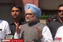 Canards being spread about us: PM at CWC meet