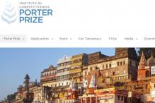 Porter Prize comes to India, application process begins