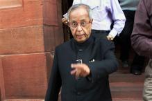 President Poll: Narayanaswamy meets Pranab