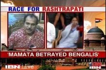 Mamata betrayed Bengal on President poll: WB Congress