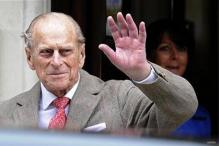 UK's Prince Philip discharged from hospital