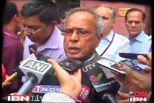 High inflation must have influenced RBI's decision: Pranab