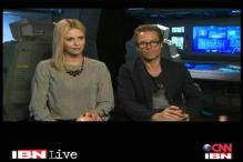 Now Showing: Masand talks to cast of 'Prometheus'