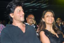 Shah Rukh Khan, Gauri cheer for daughter Suhana