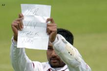 Ramdin fined for Viv gesture