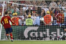 'Panenka' penalties are a hit at Euro 2012
