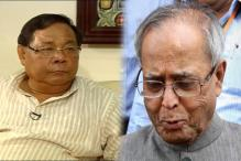 Sangma targets Pranab for economic slowdown