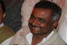 Don't put up posters attacking BJP: Sanjay Joshi