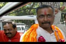 Sanjay Joshi attends RSS function in Nagpur