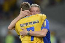 Shevchenko doubtful for England match