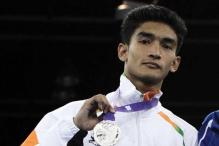 Youngest Indian boxer Thapa upbeat for Olympics