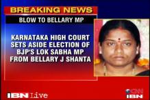 K'taka: HC sets aside election of BJP MP