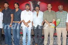 Team 'Eega' holds a pre release meet