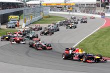 In Pics: Hamilton wins Canadian Grand Prix