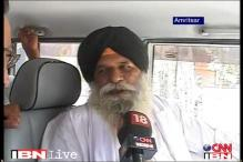 Surjeet returns from Pak, says he was a RAW agent