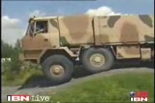 Was govt bypassed in 2003 Tatra vehicle deal?