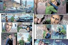 Green Lantern relaunched as brave, mighty and gay