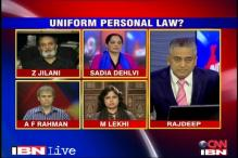 Should all personal laws be uniform?