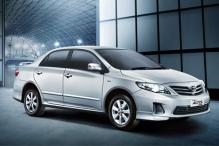 Limited edition Toyota Corolla Altis Aero launched