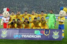 Co-hosts Ukraine with little hope on Euro debut