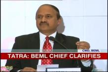 Ex-Army chief's charges defamatory: BEML chief