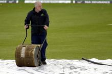 Ireland-Australia tie washed out